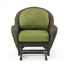 Balsam Deep Seating Glider Chair