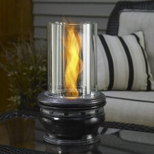 Apollo Glass Gel Table Top Fireplace