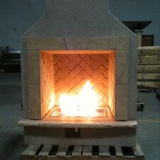 San Juan Surround Gas Fireplace