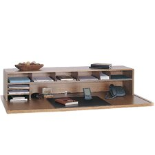 <strong>Safco Products Company</strong> Large Low Profile Desktop Organizer