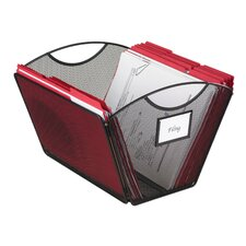 Onyx Mesh Desktop Tub File (Set of 6)