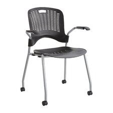 Sassy® Office Stacking Chair