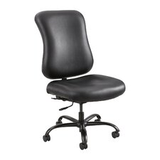 Optimus™ Leather Chair with Back Tilt