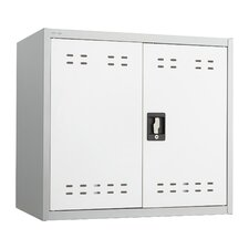 "<strong>Safco Products Company</strong> 27"" Steel Storage Cabinet"