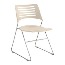 Pique Office Stacking Chair (Set of 4)