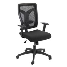 <strong>Safco Products Company</strong> Voice™ Series Mesh Task Chair with Arms