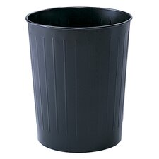 5.88-Gal. Round Wastebasket (Set of 6)