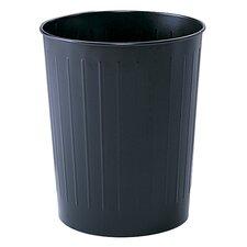 5.88-Gal. Round Wastebasket