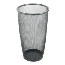 Onyx 9-Gal. Round Mesh Wastebasket (Set of 3)