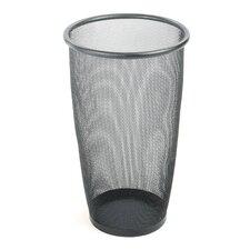 Onyx 9-Gal. Round Mesh Wastebasket