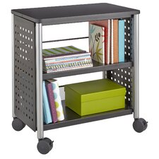 "<strong>Safco Products Company</strong> Scoot Personal 27"" Bookcase"