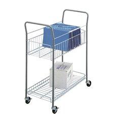"Economy 38.75"" Mail Cart"