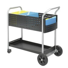 "Scoot 40.75"" Mail Cart"