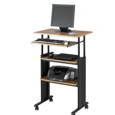 MUV Adjustable Stand-Up Workstation