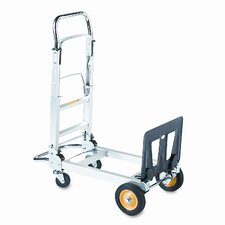 Hide-Away Convertible Hand Truck