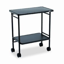 "30"" Folding Office/Beverage Cart"