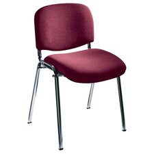 <strong>Safco Products Company</strong> Visit Upholstered Stacking Chair (Set of 2)