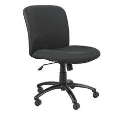 <strong>Safco Products Company</strong> Uber Big and Tall Mid-Back Office Chair