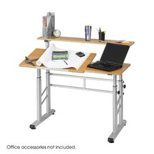 <strong>Safco Products Company</strong> Adjustable Split Level Workstation