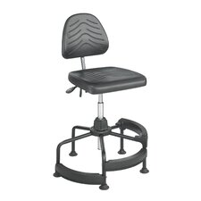 <strong>Safco Products Company</strong> Height Adjustable Drafting Stool with Footrest