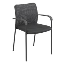 <strong>Safco Products Company</strong> Vue Two Mesh Guest Chair