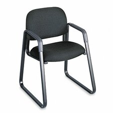 Cava Sled Base Guest Chair