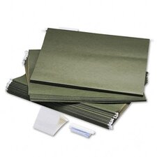 Hanging File Folders, Compressed Paper Fiber