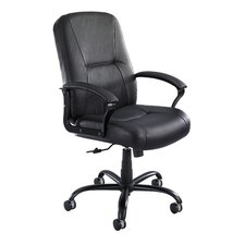 <strong>Safco Products Company</strong> Serenity Big and Tall High-Back Chair
