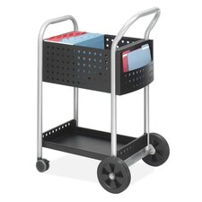 "Scoot 40.5"" Mail Cart"