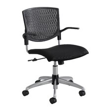 <strong>Safco Products Company</strong> Mid-Back Vio Task Chair