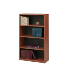 "Value Mate Series Bookcase, 4 Shelves, 31.75"" Wide"