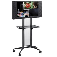 <strong>Safco Products Company</strong> Impromptu Flat Panel Tv Cart