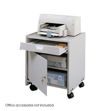 <strong>Safco Products Company</strong> Office Machine Mobile Floor Stand