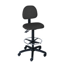 <strong>Safco Products Company</strong> Trenton Multi-Task Swivel Stool, Seat: 23-33
