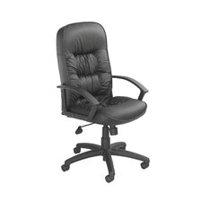 Serenity Series Petite High-Back Executive Seat