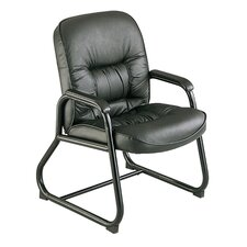 <strong>Safco Products Company</strong> Serenity Series Leather Office Chair