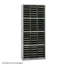 <strong>Safco Products Company</strong> Value Sorter Organizer (72 Compartments)