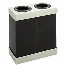 At-Your-Disposal 56 Gallon Multi Compartment Recycling Bin