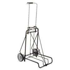<strong>Safco Products Company</strong> 250 Lb. Capacity Luggage Cart