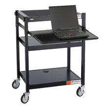Steel Projector Cart