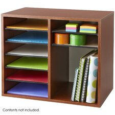 Adjustable Literature Organizer