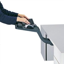 <strong>Safco Products Company</strong> Sit/Stand Articulating Keyboard/Mouse Arm