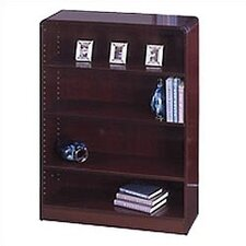 "48"" H Radius-Edge Bookcase"