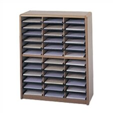 <strong>Safco Products Company</strong> Value Sorter Organizer (36 Compartments)