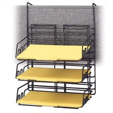 Panelmate Triple-Tray Organizer (Set of 6)