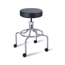 Height Adjustable Lab Stool