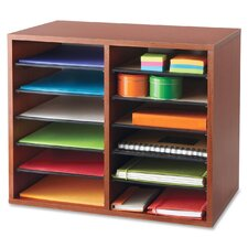 <strong>Safco Products Company</strong> Literature Organizer