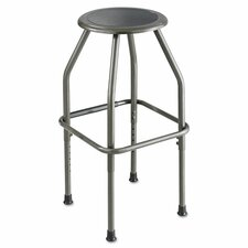 <strong>Safco Products Company</strong> Height Adjustable Diesel Industrial Stool