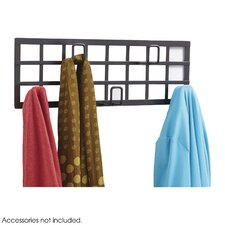<strong>Safco Products Company</strong> Grid Coat Rack