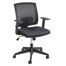 Mezzo Mesh Task Chair with Arms
